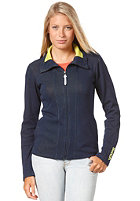 BENCH Womens Abbots Jacket DRESS BLUE