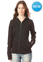 BENCH Womens Abercorn Hooded Zip Sweat black
