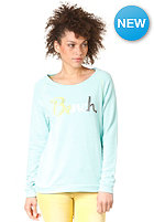 BENCH Womens Aberdeen Sweat aruba blue