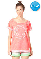 BENCH Womens Ackersley Sweat FIERY CORAL