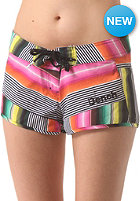 BENCH Womens Adore Piece Out Boardshort flame