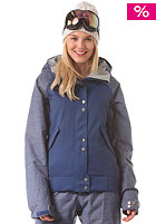 BENCH Womens Alexi Jacket estate blue