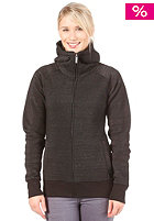 BENCH Womens Allerton Hooded Zip black