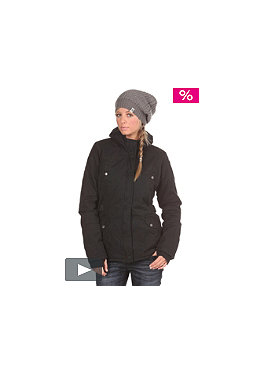 BENCH Womens Ammonite C Jacket BLK 1034C black