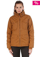 BENCH Womens Ander Jacket rubber