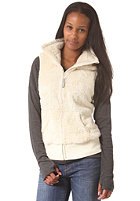 BENCH Womens Arctie Vest seedpearl