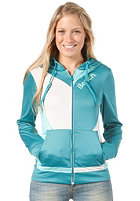BENCH Womens Atha Sweat Jacket biscay bay