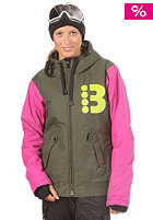 BENCH Womens B Honey Jacket forest night