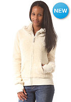 BENCH Womens Baa II Hooded Zip Sweat seedpearl