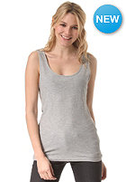 BENCH Womens Backked Top grey marl