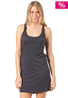 BENCH Womens Ballooner Dress total eclipse