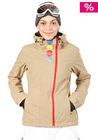 BENCH Womens Becky Block Jacket kelp