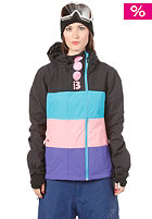BENCH Womens Becky Block Jacket spectrum blue