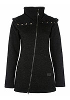 BENCH Womens Benatar Hooded Jacket jet black