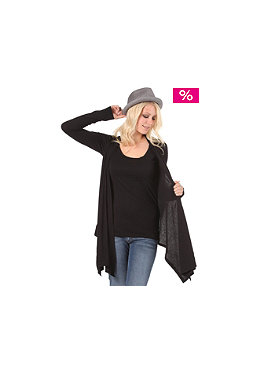 BENCH Womens black