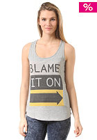 BENCH Womens Blame It On grey marl