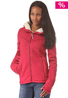 BENCH Womens Bonded Fire II Cardigan beet red