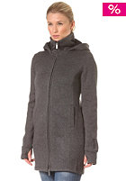 BENCH Womens Bradie Knit Jacket black marl