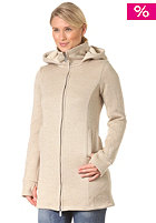 Womens Bradie Knit Jacket chinchilla