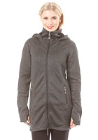 BENCH Womens Bradiestar Cardigan bench black marl