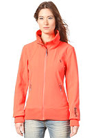 BENCH Womens Bramham Jacket FIERY CORAL