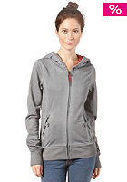BENCH Womens Bridgelands Sweat Jacket smoked pearl