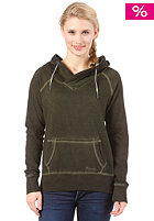 BENCH Womens Buxley Hooded Sweat black