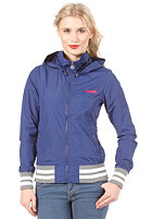 BENCH Womens Campus Jacket blue depths