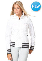 BENCH Womens Campus Jacket bright white