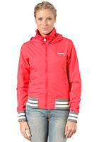 BENCH Womens Campus Jacket hibiscus