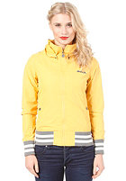 BENCH Womens Campus Jacket yolk yellow