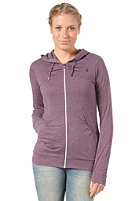 BENCH Womens Cassidy Sweat Jacket vintage violet marl