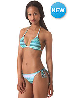 BENCH Womens Cassie Waves n Raves Bikini Set hawaiian ocean
