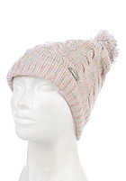 BENCH Womens Chasse Beanie pale grey marl
