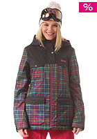 BENCH Womens Check on it jet black