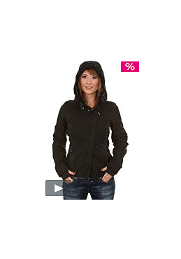 BENCH Womens Cherish Jacket black
