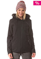 BENCH Womens Chilly Nights Jacket jet black