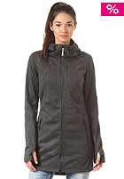 BENCH Womens Contrastor black marl