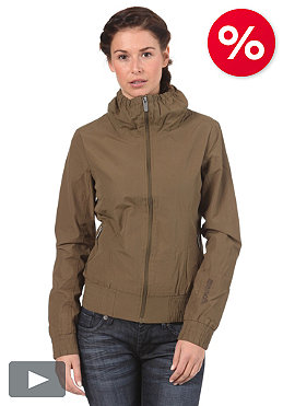 BENCH Womens Corey Jacket beech
