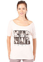 BENCH Womens Creeptown S/S T-Shirt shell