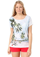BENCH Womens Danceaway S/S T-Shirt bright white