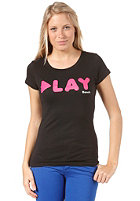 BENCH Womens Dayno S/S T-Shirt black