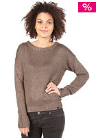 BENCH Womens Decemberist Woolsweat dark shadow