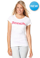 BENCH Womens Deck S/S T-Shirt bright white