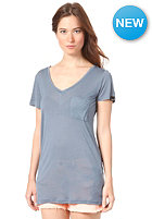 BENCH Womens Delbooth S/S T-Shirt china blue