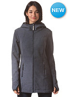 BENCH Womens Denington IIIB Jacket midnight navy