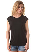 BENCH Womens Denton S/S T-Shirt jet black