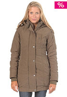 BENCH Womens Disko Jacket canteen