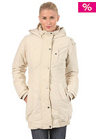 BENCH Womens Disko Jacket oatmeal