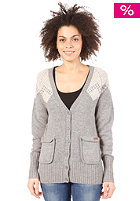 BENCH Womens Distressed Out Woolsweat stormcloud marl